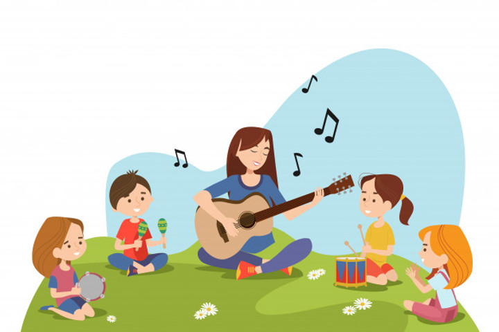 Musik Anak-Anak Dan Beberapa Kualitas Lagunya